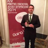 Premio Nacional Joven Empresario 2014