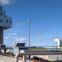 Ranon, Aeropuerto de Asturias