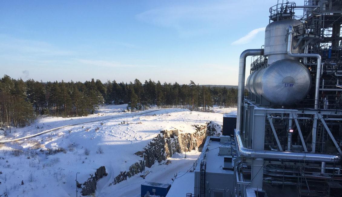 Proyecto HVAC Finlandia
