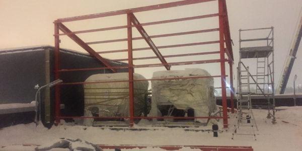 Estructura HVAC