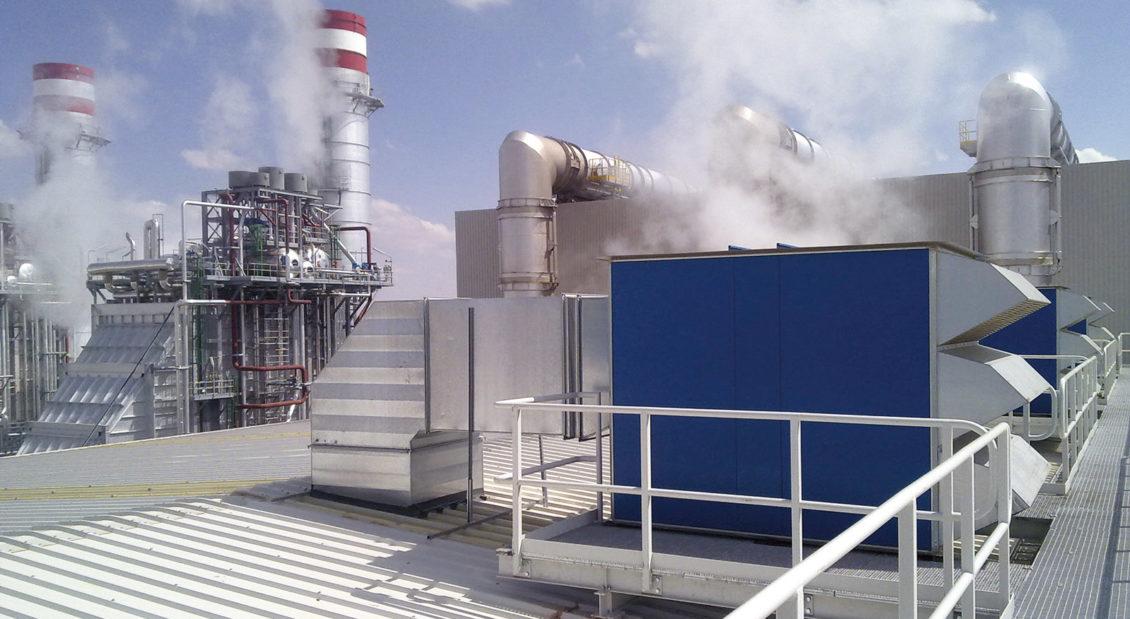 Central de cogeneración HVAC Marruecos