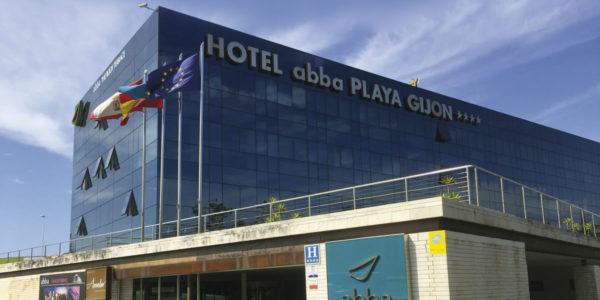 Edificio Hotel Abba Gijón
