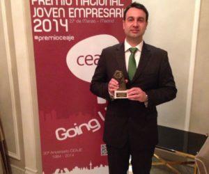 Premio CEAJE 2014