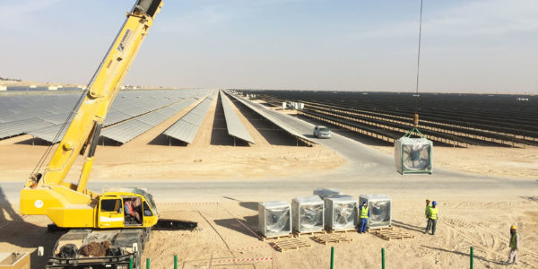 Proyecto EPC Dubai