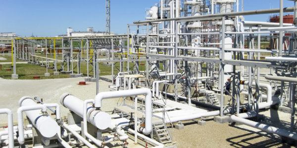 Proyecto refineria peotróleo