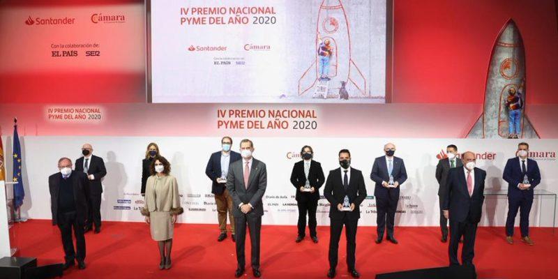 Foto de ganadores y Rey