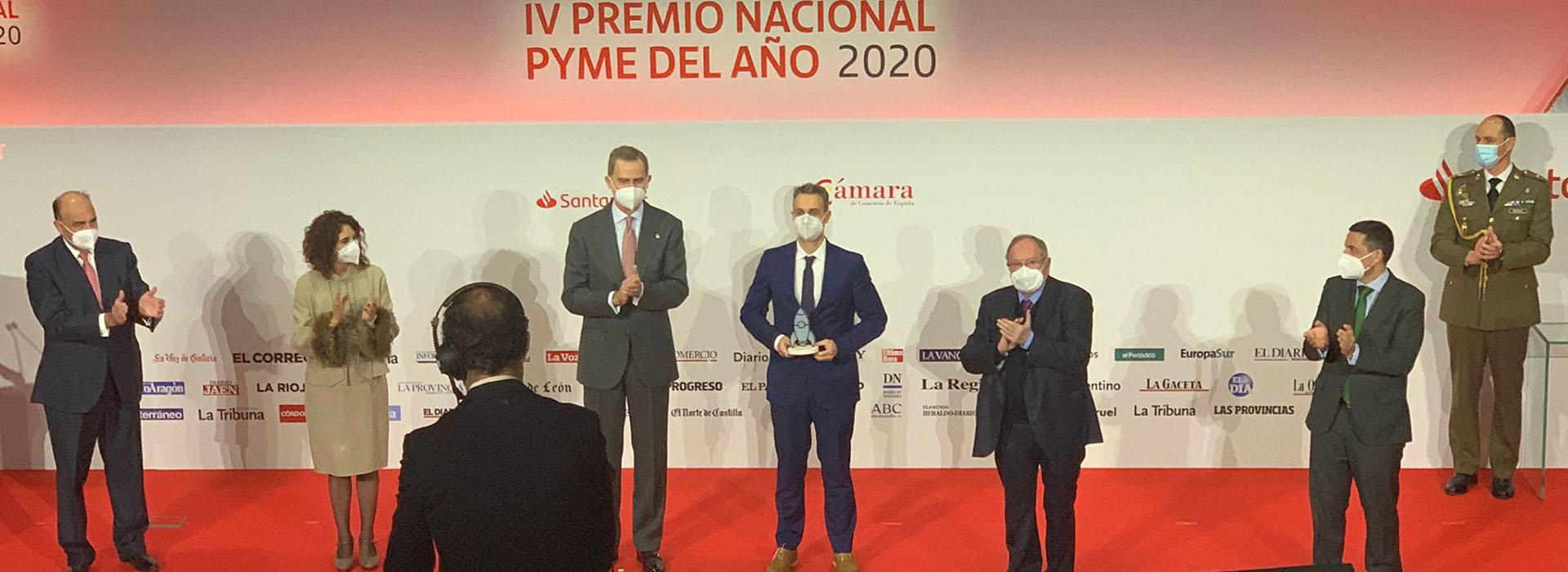 Premio Accesit Empresa Responsable 2020